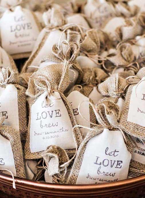 Detalles diferentes para tus invitados el día de tu boda