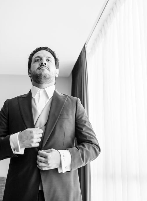 5 reglas para elegir tu traje de novio