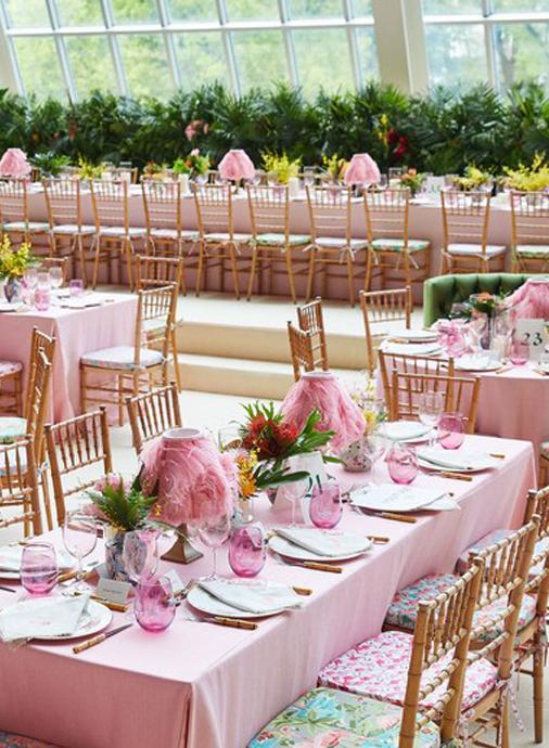 Tu banquete de bodas inspirado en el met gala