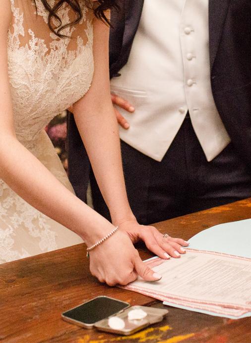 ¿qué es el matrimonio civil?